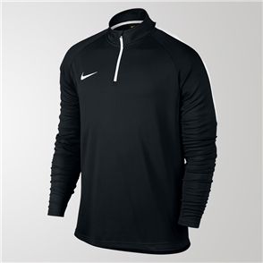 Nike Dry Academy Football Drill Top – Black/White