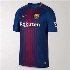 Nike 2017-18 Barcelona Home Shirt