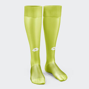 Lotto Performance Sock – Fluro-Green