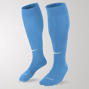 Nike Classic II Cushion OTC Sock – Sky/White