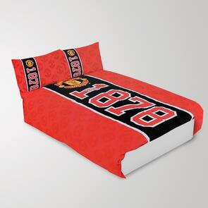 Manchester United Double Duvet Set