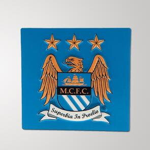 Manchester City Fridge Magnet