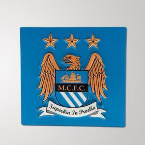 Manchester City Fridge Magnet