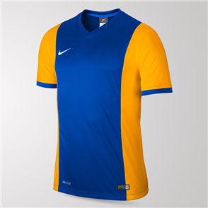 Nike Park Derby Jersey – Blue/Yellow