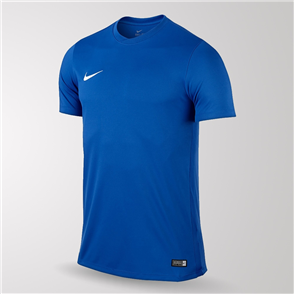 Nike Junior Park VI Game Jersey – Royal-Blue