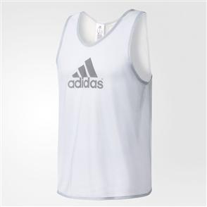 adidas Training Bib 14 – Silver