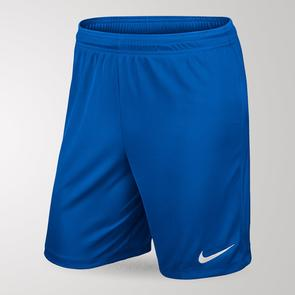 Nike Junior Park Knit Short II – Royal-Blue