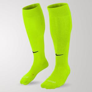 Nike Classic II Cushion OTC Sock – Volt