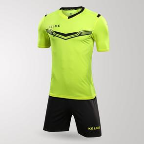 Kelme Goleador Jersey & Short Set – Neon-Yellow/Black