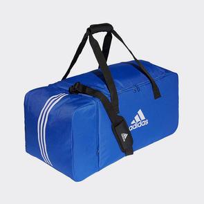 adidas Tiro Duffle Large – Bold-Blue/White