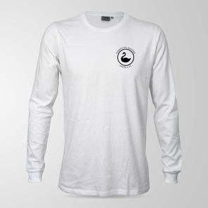 TSS FHM Long Sleeve Club Tee – White