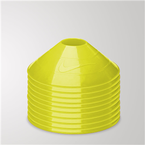 Nike Training Cone 10 Pack – Volt