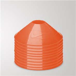 Nike Training Cone 10 Pack – Orange