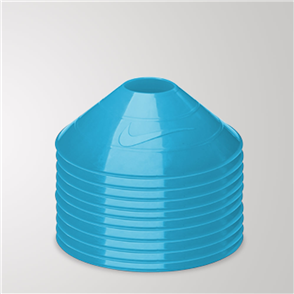 Nike Training Cone 10 Pack – Blue-Lagoon