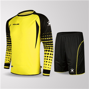 Kelme Salva Long Sleeve GK Set – Neon-Yellow