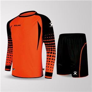 Kelme Salva Long Sleeve GK Set – Neon-Orange