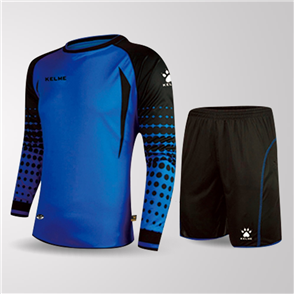 Kelme Salva Long Sleeve GK Set – Neon-Blue