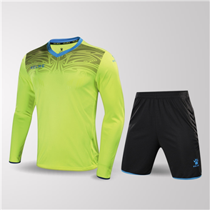 Kelme Guardia Long Sleeve GK Set – Neon-Yellow/Black