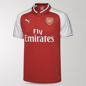 Puma 2017-18 Arsenal Home Shirt