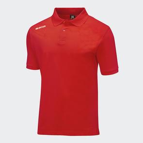 Erreà Team Colours Polo – Red