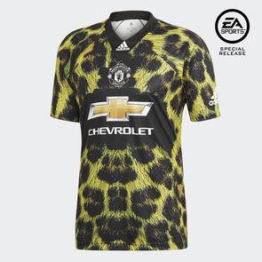 adidas X Manchester United EA Sports Digital Fourth Shirt