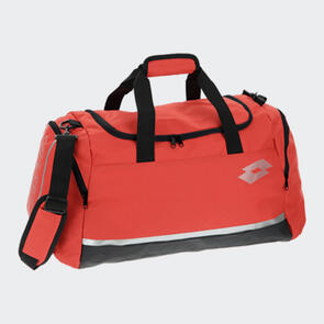 Lotto Delta Plus Bag – Red/Silver