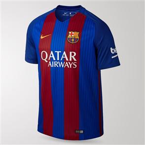 Nike 2016-17 Barcelona Home Shirt