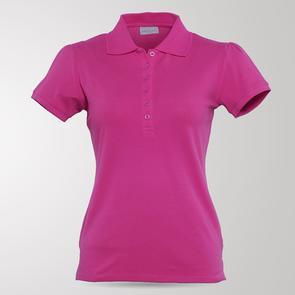 TSS Women's Fashion Polo – Magenta