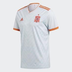 adidas 2018-19 Spain Away Shirt