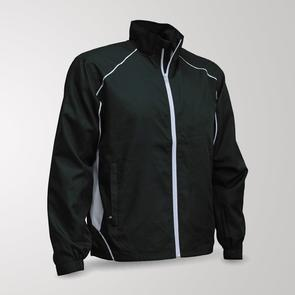 TSS Junior Matchpace Jacket – Black/White