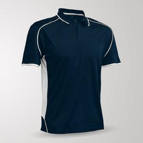 TSS Matchpace Polo – Navy/White