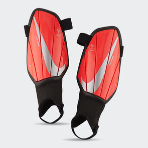 Nike Junior Charge Shin Guard – Red