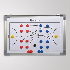 Precision Futsal Coaches Tactic Board