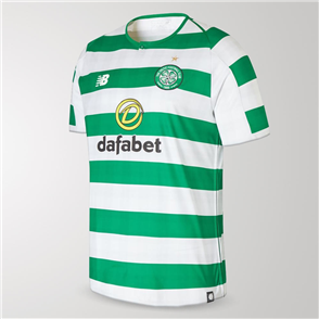 New Balance 2018-19 Celtic Home Shirt