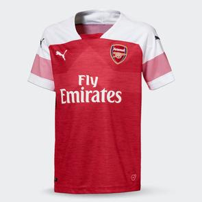 Puma Junior 2018-19 Arsenal Home Shirt