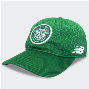 New Balance Celtic Elite Cap – Green