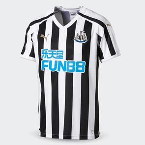 Puma 2018-19 Newcastle United Home Shirt
