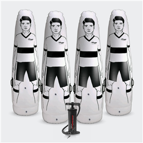 TSS Inflatable 4 Mannequin & Pump Set