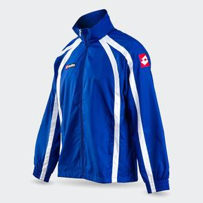 Lotto Hero Wind Jacket – Blue/White