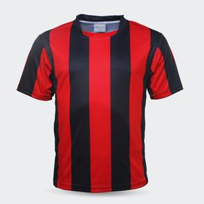 TSS Striped Jersey – Red/Black