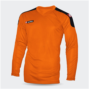 Lotto Junior Shield GK Shirt – Orange/Black