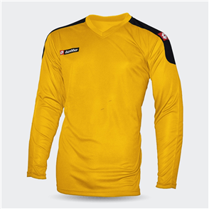 Lotto Junior Shield GK Shirt – Yellow/Black