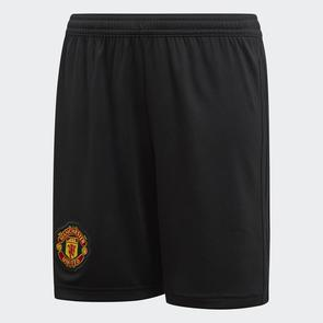 adidas Junior 2018-19 Manchester United Home Short
