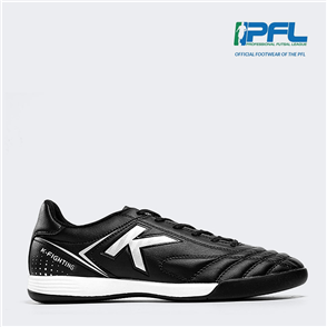 Kelme K Fighting Futsal Shoe - Black/White