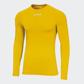 Erreà Ermes Baselayer LS Shirt – Yellow
