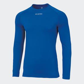 Erreà Ermes Baselayer LS Shirt – Blue