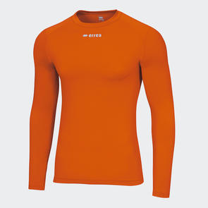 Erreà Ermes Baselayer LS Shirt – Orange
