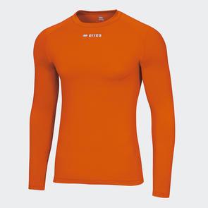 Erreà Ermes Baselayer LS Shirt – Orange