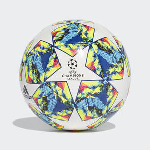 adidas Finale 19 Capitano Ball – White/Multi