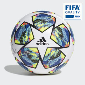 adidas Finale 19 Official Match Ball – White